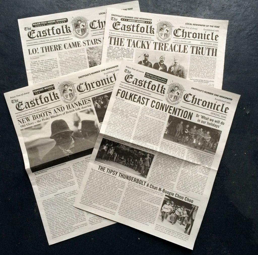Eastfolk Chronicle