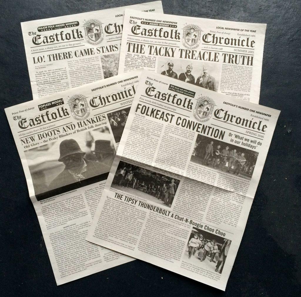 Eastfolk Chronicle